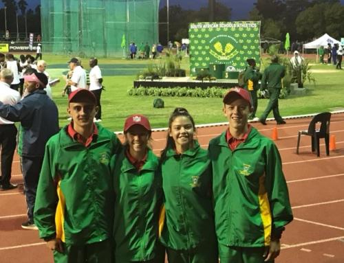 SA Skole Atletiek Kampioenskap