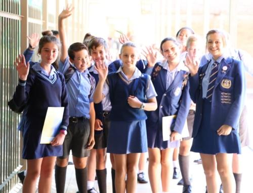 Graad 8 Opedag/Grade 8 Open Day