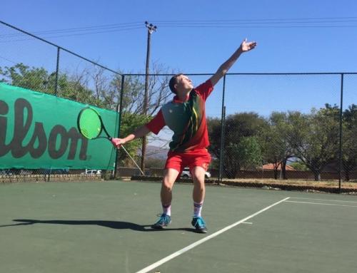 Noordwes tennis