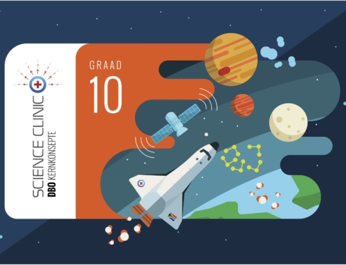 Gr  10 Fisiese Wetenskappe: Studiegidse | Physical Science: Study Guide