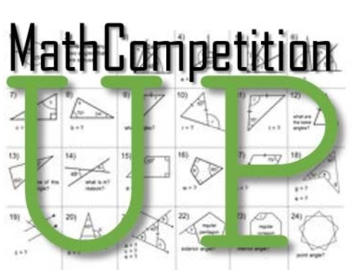 UP MATHEMATICS COMPETITION | UP WISKUNDE KOMPETISIE
