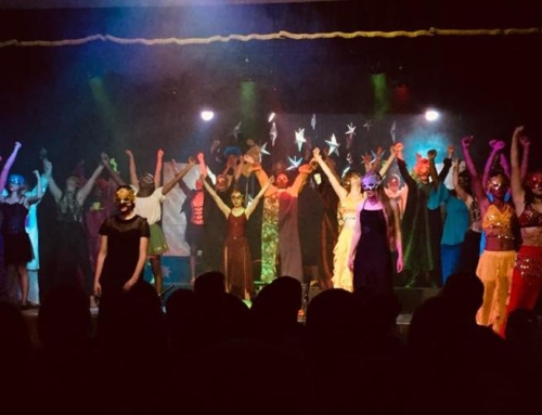 "Revue 2019: "" The Magic of Broadway """