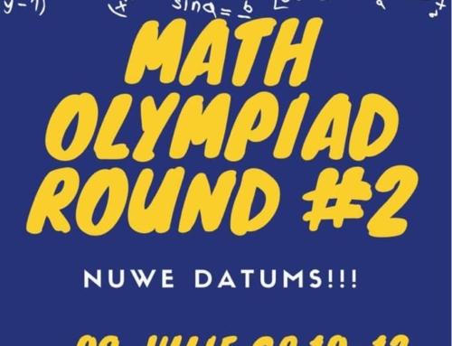 Math Olympiad Round #2 | Wiskunde Olimpiade # 2